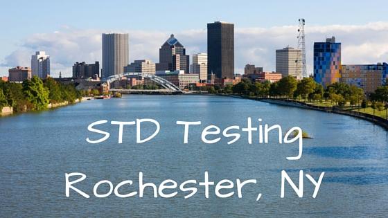 STD Testing Rochester NY